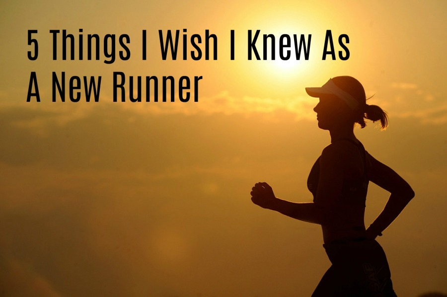 5 Things I Wish I Knew as a NewRunner
